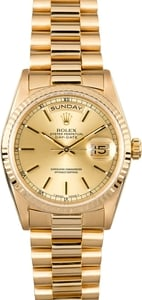 Rolex Presidental 18K Day-Date 18238