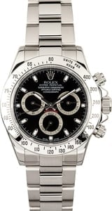 Rolex Daytona 116520 Stainless Steel
