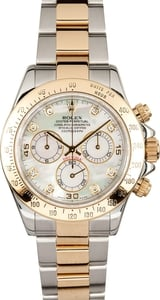 Mother of Pearl Rolex Daytona 116523