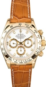Rolex Daytona Diamond Dial 16518