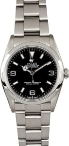 Rolex Explorer Stainless Steel 114270