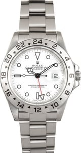 Men's Rolex Explorer II 16570
