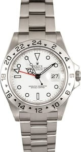 Men's Rolex Explorer II 16570T