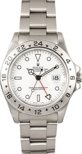 TT Men's Rolex Explorer II Men's Stainless Steel 16570