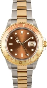 Rolex GMT Master 16713 Root Beer