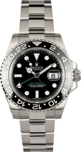 PreOwned Rolex GMT Master II 116710