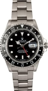 Men's Pre-Owned GMT Master II 16710