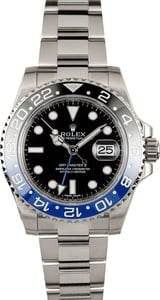 Rolex Batman 116710B Ceramic Bezel New Model