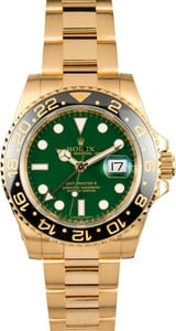 Men's Rolex GMT Master II Ceramic Watch 116718