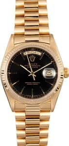 Pre-Owned Rolex President Day-Date 18038