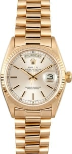 Rolex Presidential Day-Date 18038
