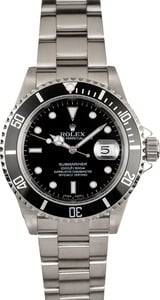 Pre-Owned Men's Rolex Submariner 16610T