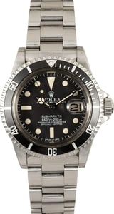 Rolex Vintage Submariner 1680 at Bob's Watches