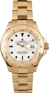 18K Yellow Gold Yacht-Master
