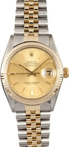 Mens Rolex Datejust 16013 Jubilee