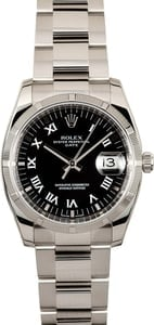 Used Mens Rolex Date 115210