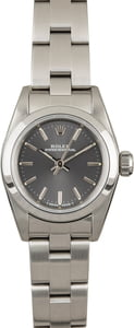 Used Rolex Oyster Perpetual 67180 Slate Dial