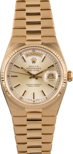 Pre Owned Rolex OysterQuartz 19018