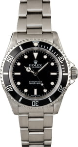 Men's Pre-Owned Rolex Submariner 14060 No Date