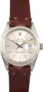 Pre-Owned Rolex Datejust Stainless 16030