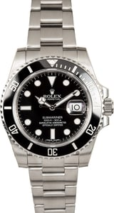 Rolex Ceramic Submariner 116610LN