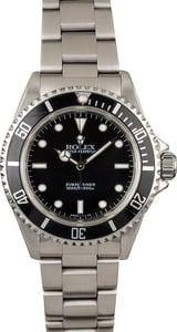 Used Rolex 14060 No Date Submariner