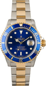 Certified Pre-Owned Rolex Submariner 16613