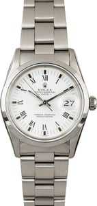 Rolex Date 15000 Stainless Steel Oyster