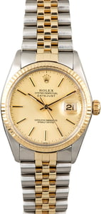 Rolex Datejust 16013 Men's PreOwned Watch