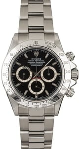 PreOwned Rolex Daytona 16520 Zenith Movement