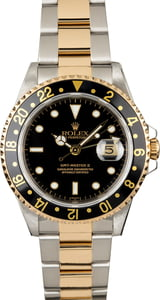 Used Rolex GMT-Master II Ref 16713 Two Tone Oyster