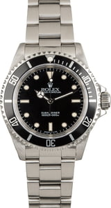 Used Rolex Submariner 14060 No Date Model