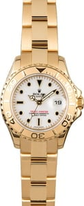 Rolex Yacht-Master 169628 Yellow Gold Ladies Watch