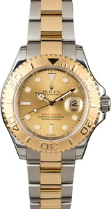 PreOwned Rolex Yacht-Master 16623 Champagne Dial