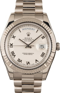 Rolex Presidential Day-Date 41MM 218239