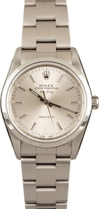 Pre-Owned 34MM Rolex Air-King 14000