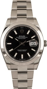 Pre-Owned 41MM Rolex Datejust 126300