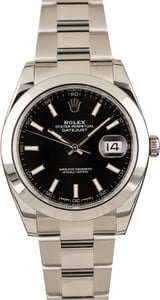 Pre-Owned Rolex Datejust 126300