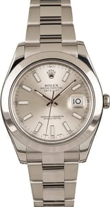 Pre-Owned Rolex 116300 Datejust II