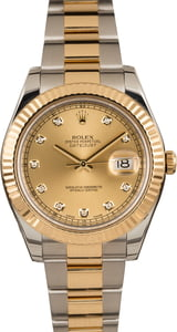 Pre-Owned Rolex Datejust 116333 Diamonds