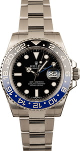 Used Rolex 116710 GMT-Master II Ceramic Batman T