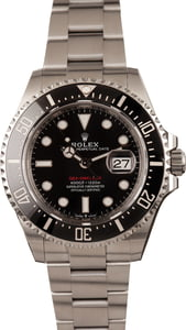 Pre-Owned Rolex Sea-Dweller 126600 Ceramic Watch T