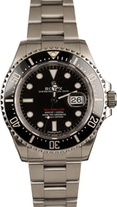 Pre-Owned Rolex 43MM Sea-Dweller 126600