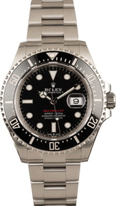 Rolex 126600 Red Lettering Sea-Dweller