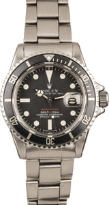 Rolex Red Submariner Date Vintage 1680
