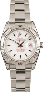 Pre-Owned Rolex Datejust Turn-O-Graph 116264 Thunderbird