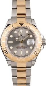 Pre Owned Rolex Two-Tone Yacht-Master 16623
