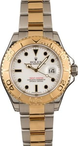 Pre-Owned Rolex Yacht-Master Two Tone 16623
