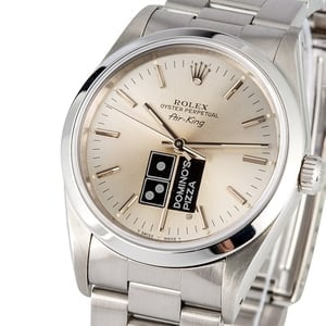 Dominos Rolex Air-King 14000