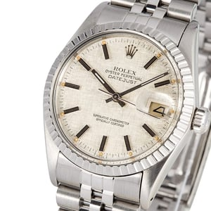 Rolex Datejust Stainless Steel 16030